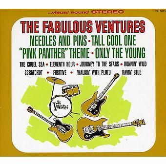 Ventures - Fabulous Ventures [CD] USA import