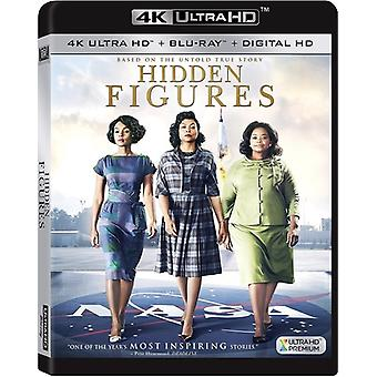 Dolda siffror [Blu-ray] USA import