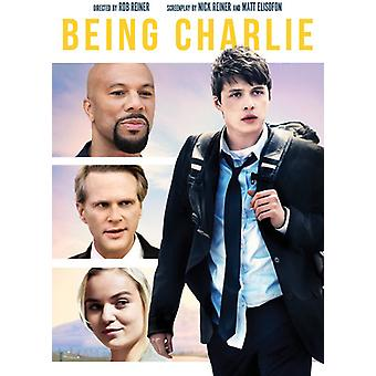 Being Charlie [DVD] USA import