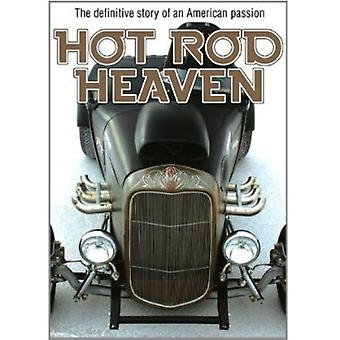 Hot Rod Heaven [DVD] USA import