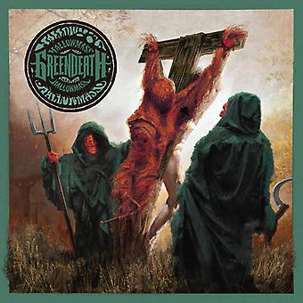 Green Death - Hallowmass [CD] USA import