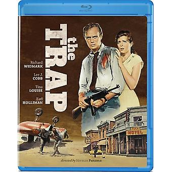 The Trap [Blu-ray] [BLU-RAY] USA import
