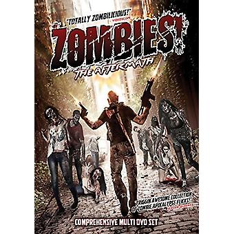 Zombies: The Aftermath [DVD] USA import