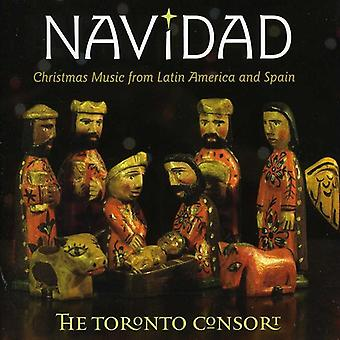 Toronto Consort - Navidad: Christmas Music From Latin America and Spain [CD] USA import