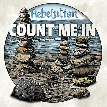 Rebelution - Count Me in [CD] USA import