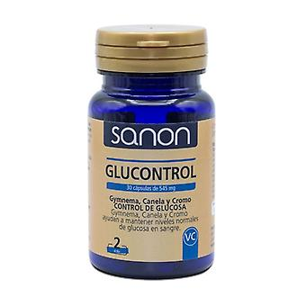 Glucontrol 30 capsules of 545mg