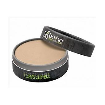 02 Light Beige Compact Makeup Foundation 4,5 g of powder