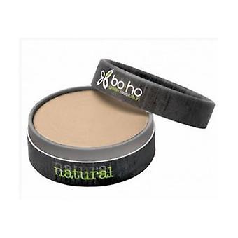 02 Licht Beige Compact Make-up Foundation 4,5 g poeder