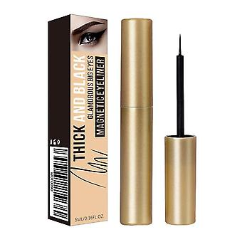 Magnetic Liquid Eyeliner For Magnets Eyelashes, Fast Drying, Waterproof Eye