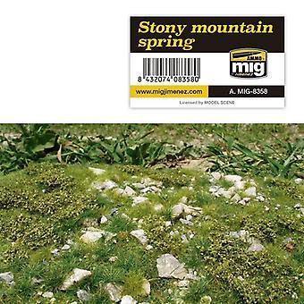 Ammo by Mig Grass Mat - Stony Mountain Spring