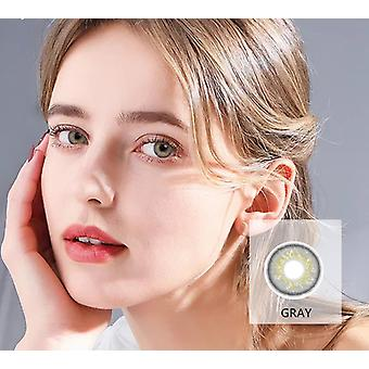 Girl Colored Contact Lenses Cosmetic Contacts Lens Eye Color Yearly Use