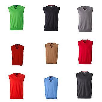 James i serek Nicholson męskie swetry Vest (opakowanie 2)