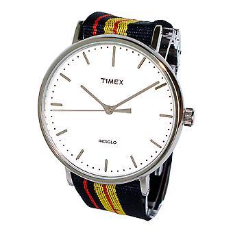 Таймес Фэйрфилд Серебряный ABT524 Мужские часы