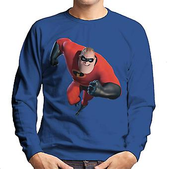 Disney the Incredibles Lade Menn's Sweatshirt