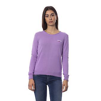 Roberto Cavalli Sport Viola Sweater RO855722-S