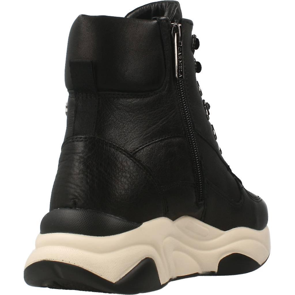 Carmela Booties 67597c Color Black