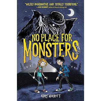 No Place for Monsters by Kory Merritt & Merritt