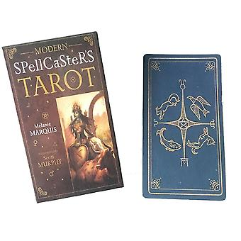 26 Styles English Tarot Cards- Oracle Guidance Divination Fate Tarot Deck Board Games With Box Family Party Playing