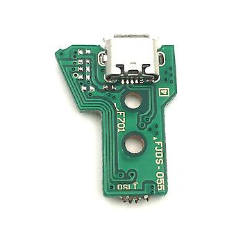 Micro usb socket for ps4 pro sony controllers jds-055 charging ic board replacement | zedlabz