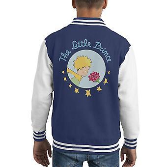 Pieni prinssi ja ruusutähti logo Kid's Varsity Takki