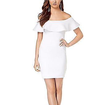 Guess | Tori Off Shoulder Ruffle Dress