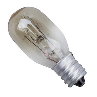 220-240v 15w T20 Single Tungsten Lamp E14 Screw Base Refrigerator Bulb (15w)