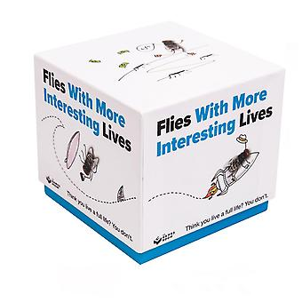 Flies with More Interesting Lives Novelty Jeu