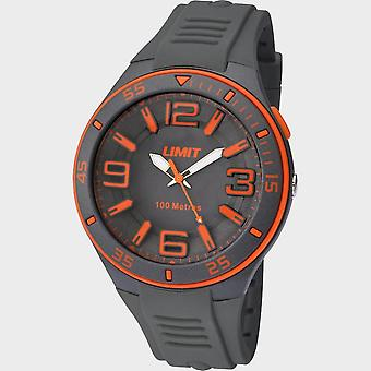 New Limit Active Analogue Watch Grey