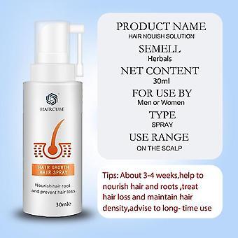 Fast Hairgrowth Essence Oil- Antihairloss Treatment  Growth Hair Care For Men Women Hair Tonic