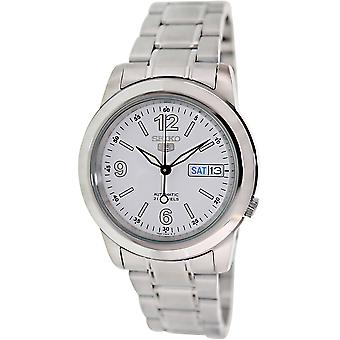 Seiko 5 Gent Watch SNKE57K1 - Stainless Steel Gents Automatic Analogue