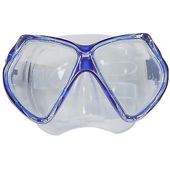 Set voor duikmasker + snorkel Crowell Senior Blue