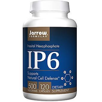 Formules Jarrow IP6 Inositol Hexophosphate, 500 mg, 120 bouchons