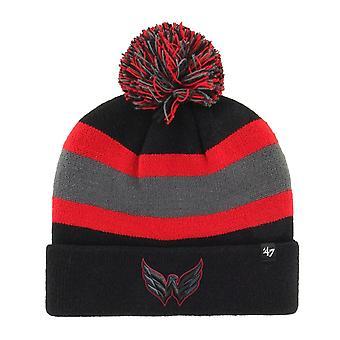 47 Brand Knit Winter Hat - BREAKAWAY Washington Capitals