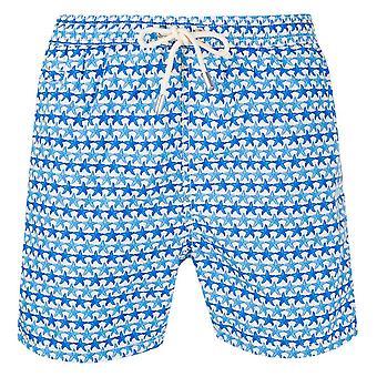 Lighting Friendly Starfish Swim Shorts