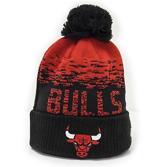 Ny æra Nba Chicago Bulls Ombre Cuff Beanie Strik