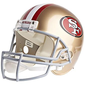 Riddell VSR4 Replica Football Helmet - NFL San Francisco 49ers