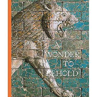 A Wonder to Behold: Käsityötaito ja Babylon's Ishtar Gaten luominen