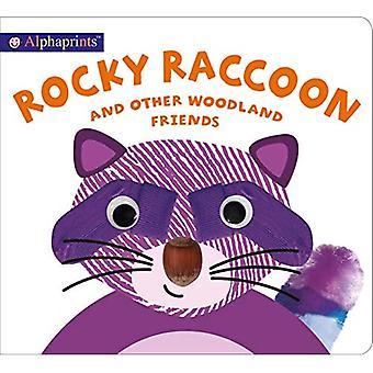 Alphaprints Rocky Raccoon (Alphaprints)