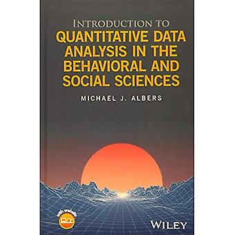 Introduction à l'analyse quantitative des données en sciences comportementales et sociales