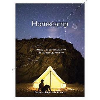 Homecamp Verhalen en inspiratie voor de moderne avonturier