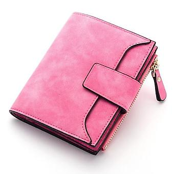 Women Small/slim Coin Pocket Wallets, Cards Holders Luxury Brand Wallet