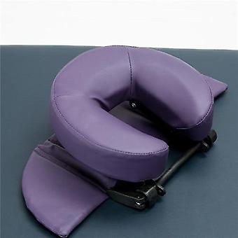 Deluxe Adjustable Headrest & Face Pillow