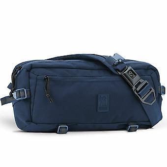 Chrome Industries Mens & Womens Kadet Sling Bag Cycling Pack - Navy Blue Tonal
