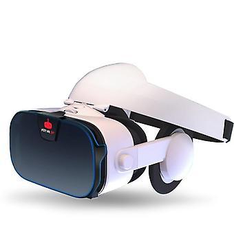 3d Vr Glasses Box Virtual Reality Helmet Immersive Headset
