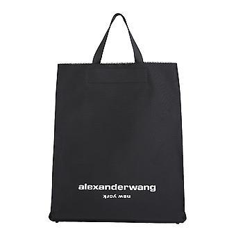 Alexander Wang 20121t51t001 Tote in nylon nero da donna
