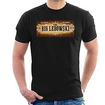 The Big Lebowski Banner Men's T-Shirt