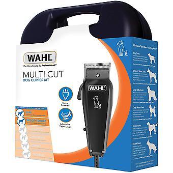 Wahl Multi Clip coupe chien Kit électrique avec DVD