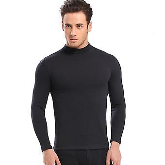 الملابس الداخلية الحرارية الجديدة لونغ جونز الشتاء قميص + مجموعات السراويل