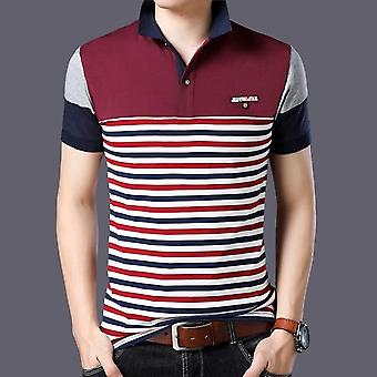 Casual Short Sleeve Summer Cotton Breathable Tops