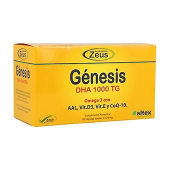 Genesis - DHA 1000 TG 120 capsules